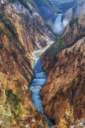 The Yellowstone by 1x