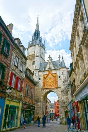 Auxerre France Snapshot in Time by 1North