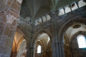 Basilica of Sainte Marie Madeleine 2 of 5 @ Vezelay France by 1North