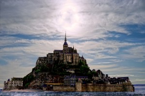 Mount Saint Michael The Fires of Heaven by 1North