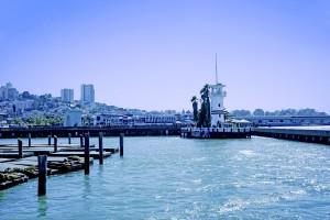 San Francisco Bay by 1North