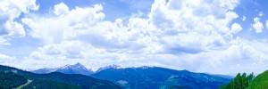 The Sawatch Range Colorado by 1North