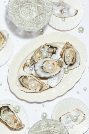 Oysters a Pearls No 03 by 1x