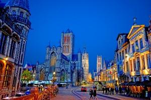 Beautiful Belgium 1 of 7 by 24