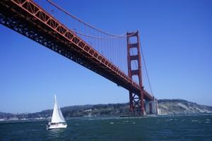 Golden Gate Bridge by 24