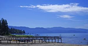 Spring at Lake Tahoe 1 of 7 by 24