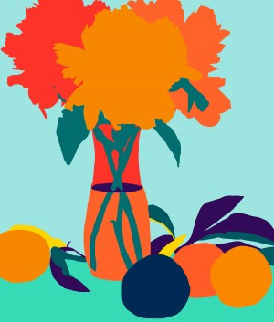 The Greed For Fruit Misses The Flower by 83 Oranges