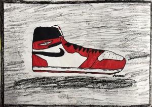 Shoe by Aarav Gupta
