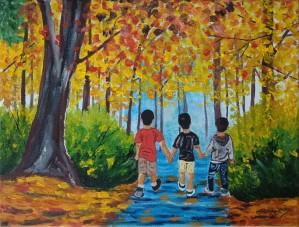 friendship by Abha Lakhotia Bangard