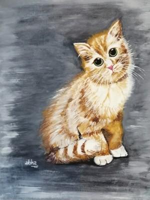 kitty by Abha Lakhotia Bangard