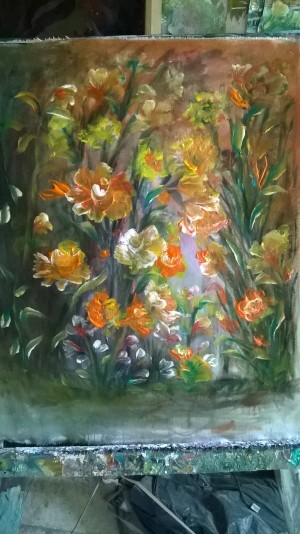 vase by Ahmad ALMASRI