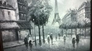 paris  by Ahmad ALMASRI