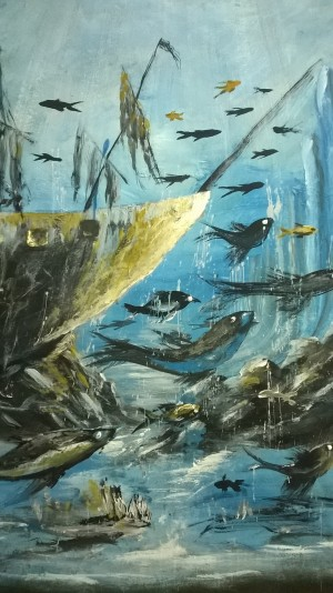 under sea by Ahmad ALMASRI
