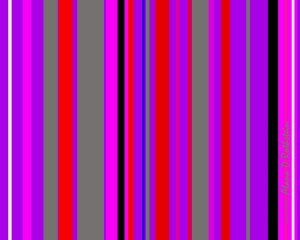 Color Bars 4 by Alana Rothstein