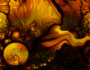 POLLENS SUMMER GLOW 3 by Aldane Wynter