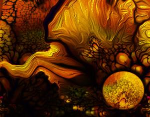 POLLENS SUMMER GLOW 4 by Aldane Wynter