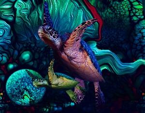 Turtles en Saison 4 by Aldane Wynter