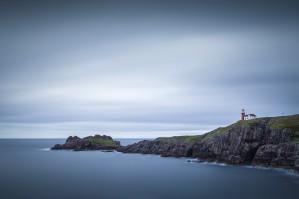 Ferryland lighthouse by Alex Bihlo