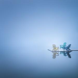 Three chairs by Alex Bihlo