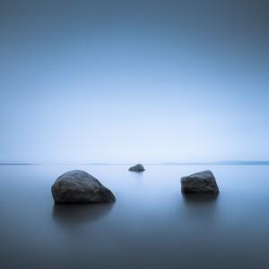 Three rocks by Alex Bihlo