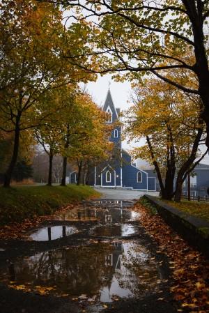 Saint Thomas Church by Alex Bihlo