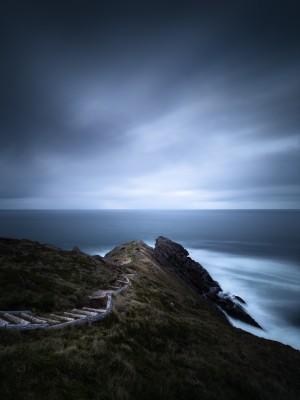 Path to nowhere by Alex Bihlo