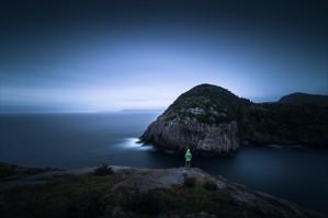 Quidi Vidi before the storm by Alex Bihlo