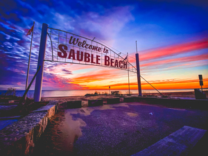 sauble magic by Amber Vee Photography