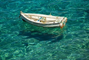GreeceBoat by Angelo Mannino Photography