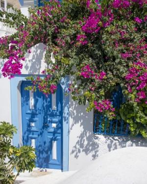 SantoriniDoor11x14 by Angelo Mannino Photography