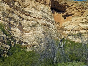 Montezuma's Castle-1 by Arizona Photos by Jym