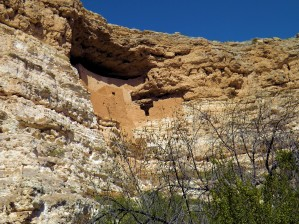 Montezuma's Castle-3 by Arizona Photos by Jym