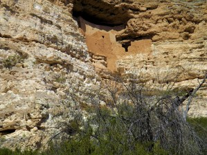 Montezuma's Castle-5 by Arizona Photos by Jym