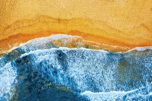 Golden Beach I by Art Design Works
