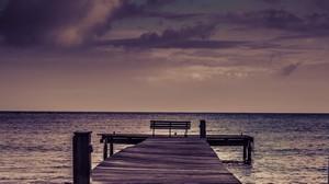 Pier by Audie Alexander