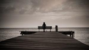 Sitting by Audie Alexander