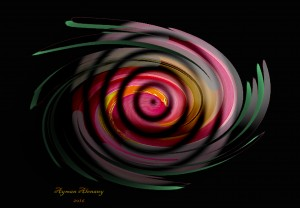The whirl, W11.1B2 by Ayman Alenany