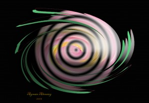 The whirl, W11.1B4 by Ayman Alenany