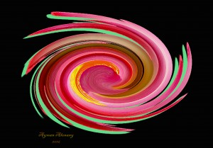 The whirl, W11.1B5 by Ayman Alenany