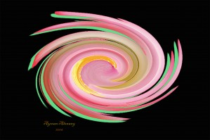 The whirl, W11.1B6 by Ayman Alenany