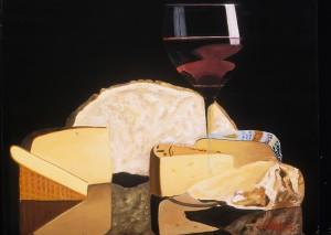 Man Cannot Live on Bread Alone by Bella Visat Artist