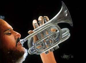 Love That Kansas City Jazz by Bella Visat Artist