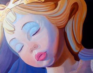 Sleeping Beauty by Bella Visat Artist