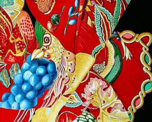 BIRD 'N PARADISE by Bella Visat Artist