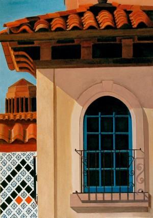 KANSAS CITY COUNTRY CLUB PLAZA by Bella Visat Artist