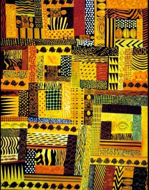 OUT OF AFRICA by Bella Visat Artist