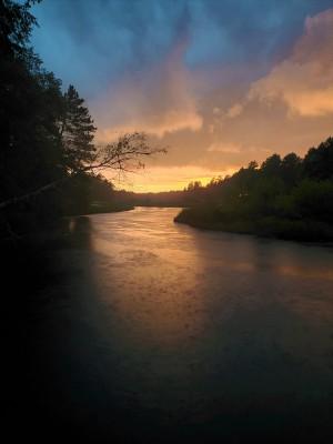 stormriver by Bene Auguri Photography