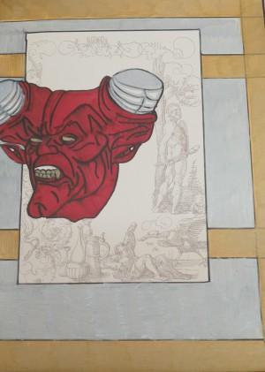 Devil cut horns silver and gold by Betojimenez