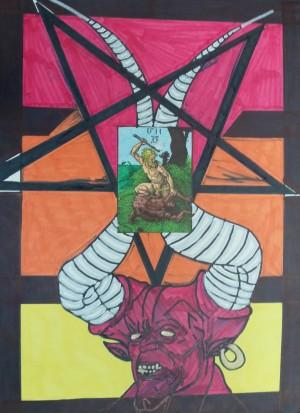 Devil made cane kill able by Betojimenez