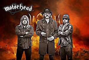 Motorhead by Bob Frase